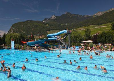Ouverture piscine dès le 1er Mai 2021