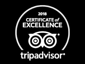 certificat excellence tripdvisor