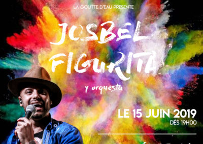 SOIREE SPECIALE !! Concert Live Latino – 15 juin 2019