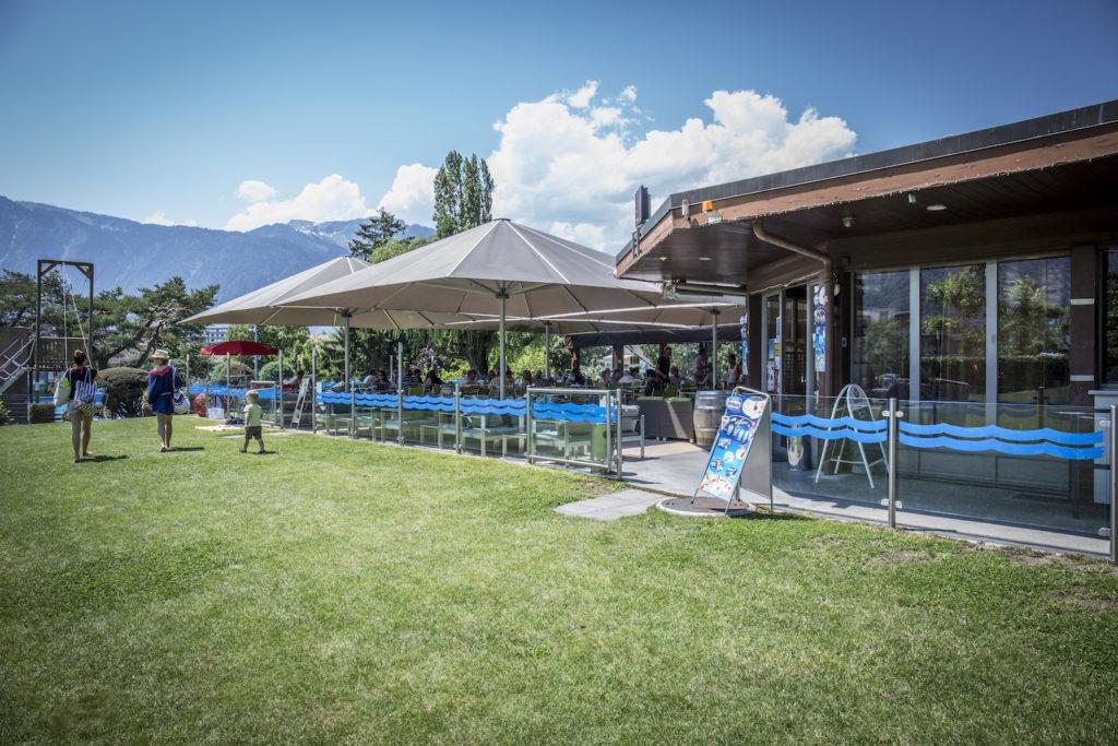 restaurant aigle piscine terrasse banquets mariage anniversaire evjf